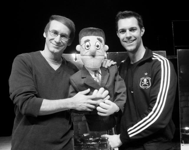 Manuel Steinsdörfer und Rick Lyon