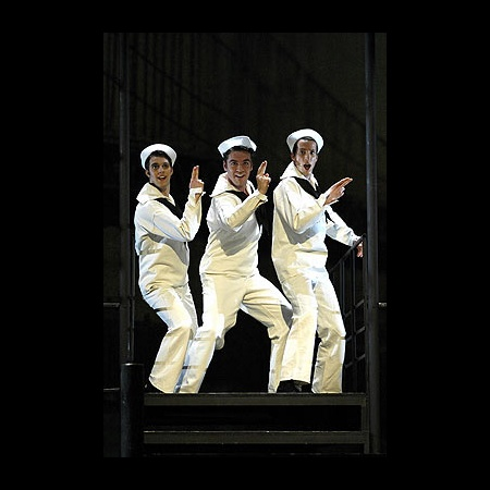Manuel Steinsdörfer On The Town Staatstheater Nürnberg 4